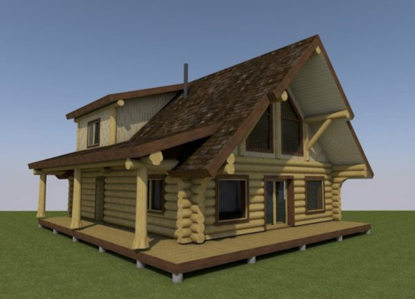 Astonishing Handcrafted Canadian Log Home Plans Canadas Log People Download Free Architecture Designs Estepponolmadebymaigaardcom