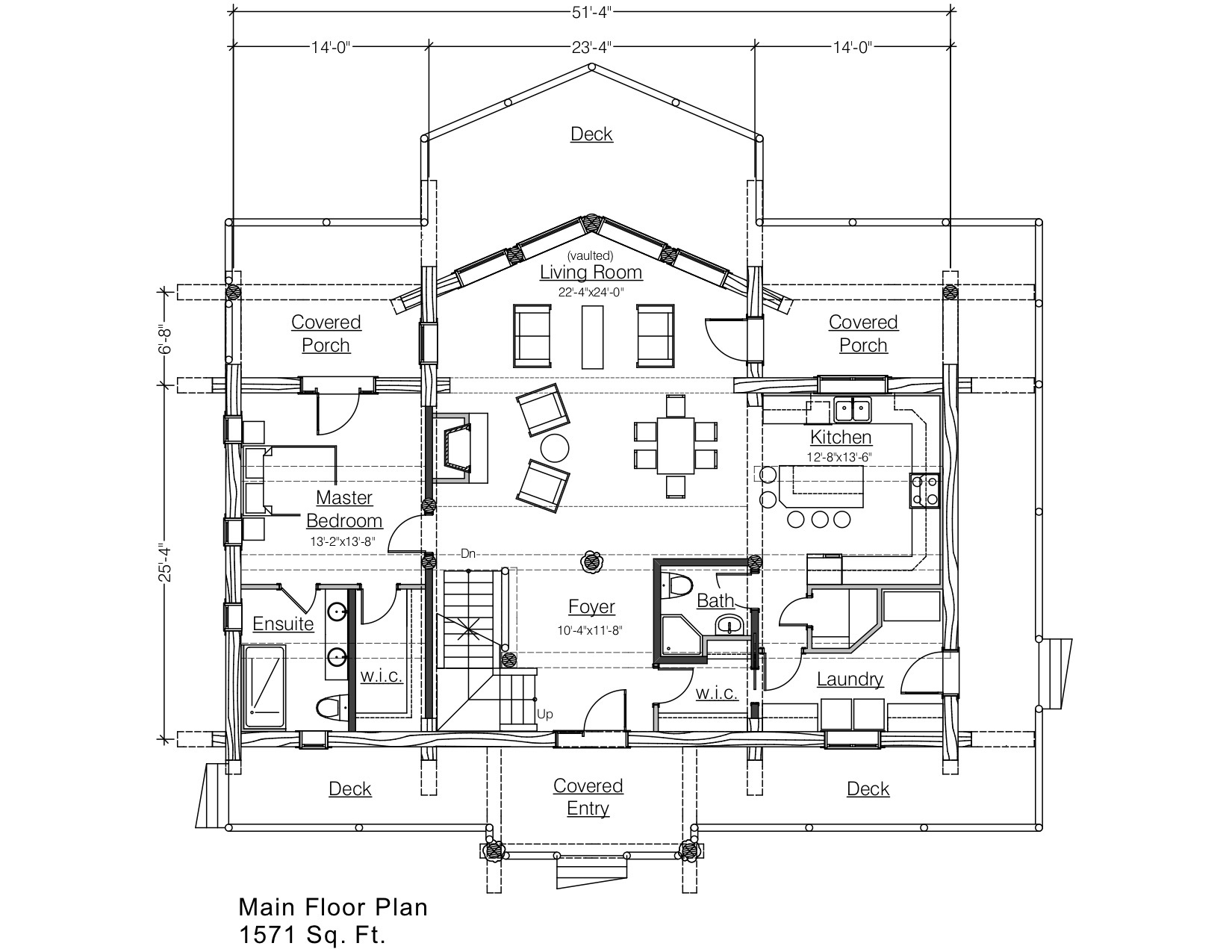 Handcrafted Canadian Log Home Plans. | Canada's Log People on