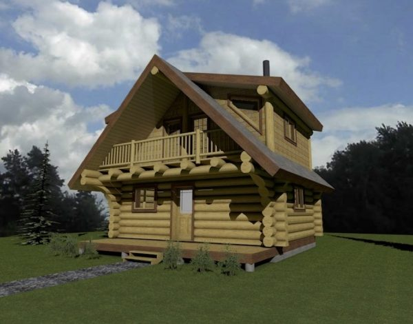 Handcrafted Canadian Log Home Plans  | Canada's Log People