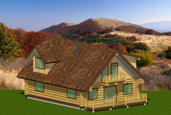 The Kentucky. Handcrafted Canadian Log Home Plans    Canada s Log People